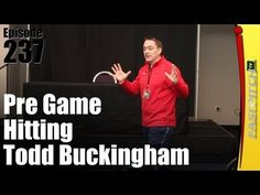 In part one of Todd Buckingham's session on Pre Game Hitting at SoftballCon, Todd explains that the batting techniques implemented during practice is vital to the player's performance on game day. See all of our videos at http://Fastpitch.TV