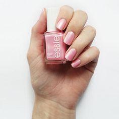 """Essie """"pink diamond"""""""