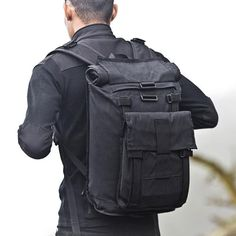 R2 Arkiv Field Pack by Mission Workshop - Weatherproof Bags & Technical Apparel - San Francisco & Los Angeles - Built to endure - Guaranteed forever