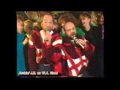 NL Muziekland op Texel 1987 met Andre Hazes en de Deurzakkers in de 12 Balcken