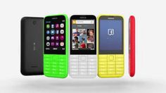 Nokia 225 Features, and Promotional video The is a slim and stylish phone in the distinctive available in including bright red, yellow, and green, black and white.