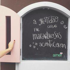Todo dia é dia de agradecer @loja_amei #instadobem #lojaamei #amor #gratidão #bomdia