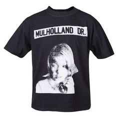 Image result for mulholland drive tee