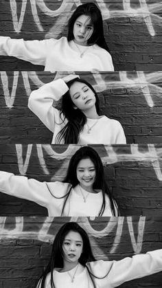 Kim Jennie, Mode Kpop, Lisa Blackpink Wallpaper, Idole, Black Pink Kpop, Blackpink Photos, Blackpink Fashion, Blackpink Jisoo, Ulzzang Girl