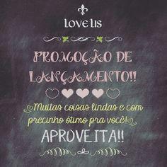 Corre pra Love Lis! Instagram: @love.lis