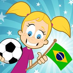 A certain football championship will be taking place in Brazil between 12th June and 13th July and just in time to celebrate we've got some amazing cross-curricular resources for you to use in your classroom. http://www.educationcity.com/uk/topicals/topical-printables/2014-jun/football-fun #EducationCity