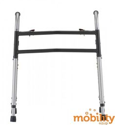 Nova Ortho-med - 4095 - Bariatric Folding Walker - Adult (2 Button Release)