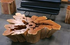 Urban Hardwoods Furniture - Los Angeles, cedar coffee table