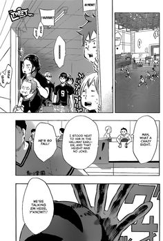 Read manga Haikyuu!! Ch.101: Regret and Motivation online in high quality