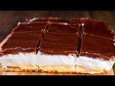 O sorbeam dintr-o privire, daca era lichida. O prajitura cu emotii. Romanian Desserts, No Cook Desserts, Sweet Cakes, Christmas 2019, Tiramisu, Cookie Recipes, Good Food, Food And Drink, Cookies