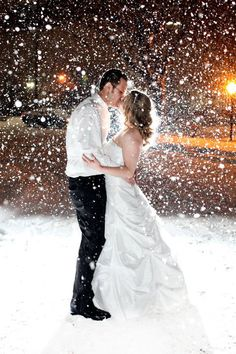 winter wedding photos | Amazing Winter Wedding Photos