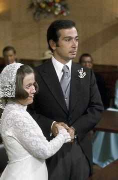 Jorge Pérez y Guillermo and Princess Christina of the Netherlands