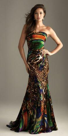 vestido-de-festa-estampado