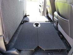 Mod: 2014 Fold Flat Floor Installed In A 2012 - DODGE RAM FORUM - Ram Forums and Owners Club! - Dodge Truck Forum