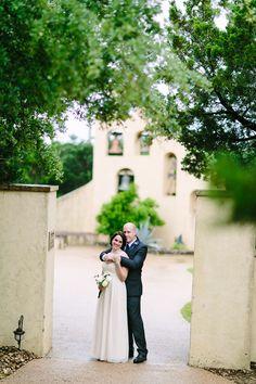 Kenna and Anthony's 13 Guest  Chapel Dulcinea Wedding in Driftwood TX. Photography by Al Gawlik. See more here @intimateweddings.com #budgetweddings #smallweddings