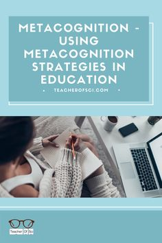 Here is a complete guide to Metacognition! Teaching Metacognitive strategies develops students high-order thinking and increases their ability to make maximum progress. This article includes all you need to know and how YOU can use it within the classroom! Learning Techniques, Learning Process, First Year Teachers, New Teachers, Teaching Secondary, Professional Development For Teachers, Effective Teaching, High School Classroom, Study Skills