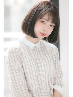 【Euphoria】王道かわいい☆シンプルワンレンボブ☆ 福田 池袋 Style, Swag, Outfits