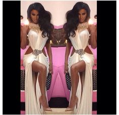 Oh my godddd how FIERCE is Lilly Ghalichi!!!??? Loveeee her so glamorous!!!