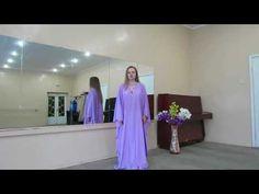 Как сделать платье халиджи (тоба) + кусок репетиции (П-ка Фарзалина К.)