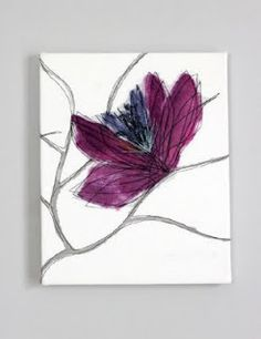 Wool Felt Decorative Painting ~ Miracle hands