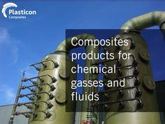 Fiberglass, composites, FRP scrubbers, chemical process equipment