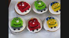 Chuggington cupcake idea