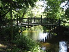 Bridge in the Vondelpark, Amsterdam