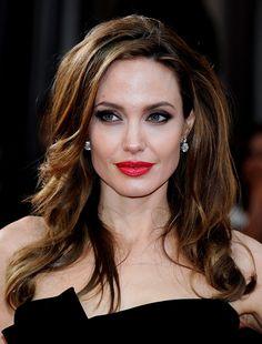 Angelina Jolie, Premios Oscar 2012.