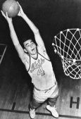Dolph Schayes starred for the professional National Basketball Association's Syracuse Nationals (later the Philadelphia from 1948 to His 1955 Nats won the NBA Championship. He was named to 12 consecutive NBA All Star Games from 1951 to Nike Basketball Socks, Basketball Goals, Basketball Legends, Basketball Uniforms, Basketball Players, Basketball Court, Syracuse Basketball, Basketball History, Olympic Records