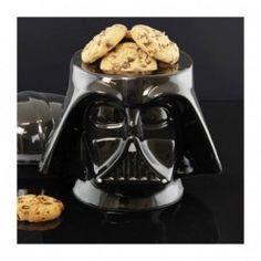 GALLETERO STAR WARS DARTH VADER … Precio de Ocasión, Confíe sus galletas favoritas al lado oscuro para mantenerlo seguro con este formidable recipiente Darth Vader ™ para galletas. Una pieza diver