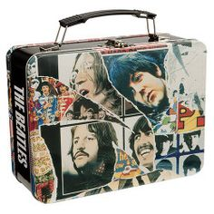 The Beatles Anthology Large Lunch Box