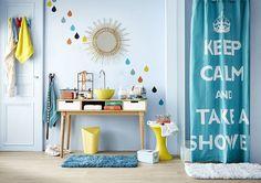 Não apenas os revestimentos, mas as cores, estilo , louça e acessórios podem surpreender seus visitantes. Inspirem-se e não sejam tímidos. ...