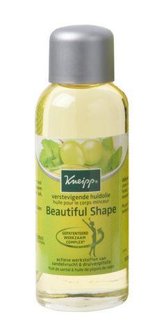 Kneipp Beautiful Shape huidolie - fles