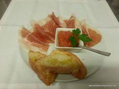 Delicias de Teruel de la Posada de Mosqueruela #Teruel