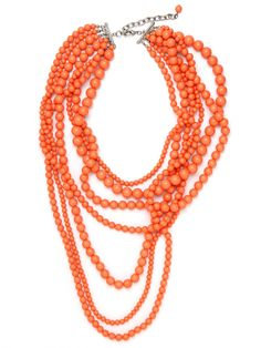 Love this color!!!  Via BaubleBar
