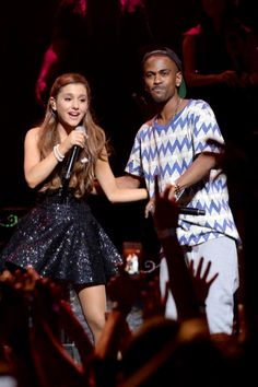 CONFIRMED: Ariana Grande and Big Sean Are Dating!