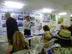 Congresso de Poetas Trovadores CTC Serra ES 2014: Abertura do congresso ...