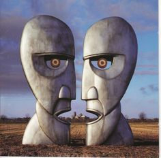 Pink Floyd – The Division Bell Label: Columbia – CK 64200 Format: CD, Album Country: Canada Relea Music Covers, Album Covers, Pink Floyd Art, Pink Floyd Albums, Brick In The Wall, Lp Cover, Kinds Of Music, Listening To Music, The Rock