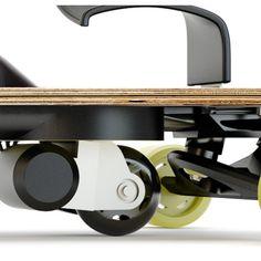 LEIF eSnowboard|スノボ体験をオールシーズン、どこでも楽しめる「リーフ eスノーボード」【2016年3月以降】 - ガジェットの購入なら海外通販のRAKUNEW(ラクニュー)