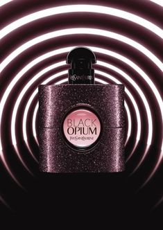 Yves Saint Laurent Black Opium Eau de Toilette ~ New Fragrances
