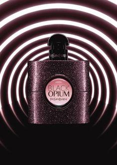 Yves Saint Laurent Black Opium Eau de Toilette ~ New Fragrances