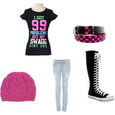Pin by Vanessa Rios on Polyvore | Pinterest | Pretty girl swag ...