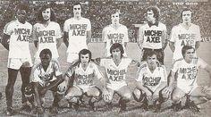 OLYMPIQUE DE MARSEILLE 1975-76.