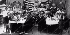 photo 1911 Bison Film Co. Fred Balshofer very rare historic Hollywood 2877-36