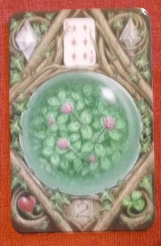 Enchanted Lenormand - Clover