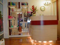 Bespoke Desks & Display #HairDresser #HairSalon