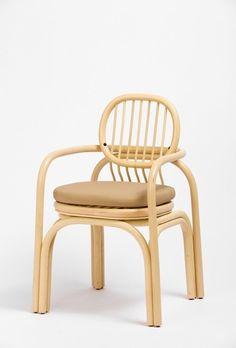 Round cushion and chair design