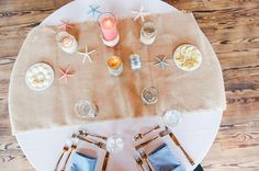 Pastel-Hued Kitty Hawk Pier Wedding / Tidewater and Tulle | A Virginia Wedding Blog