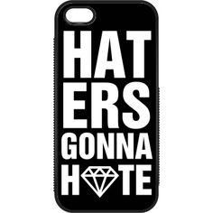 Rock your very own haters gonna hate smartphone case. Let the haters know you can take the hate with this iPhone case. You don't care if they hate, you know they just are jealous of you. Funny Phone Cases, Iphone Cases, Jealous Of You, You Dont Care, Don't Care, Knowing You, Hate, Smartphone, Let It Be