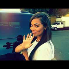 Lauren London is the definition of God's Creation.